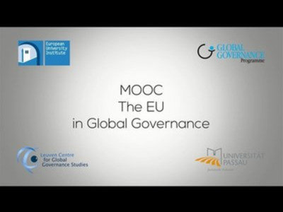 The European Union in Global Governance